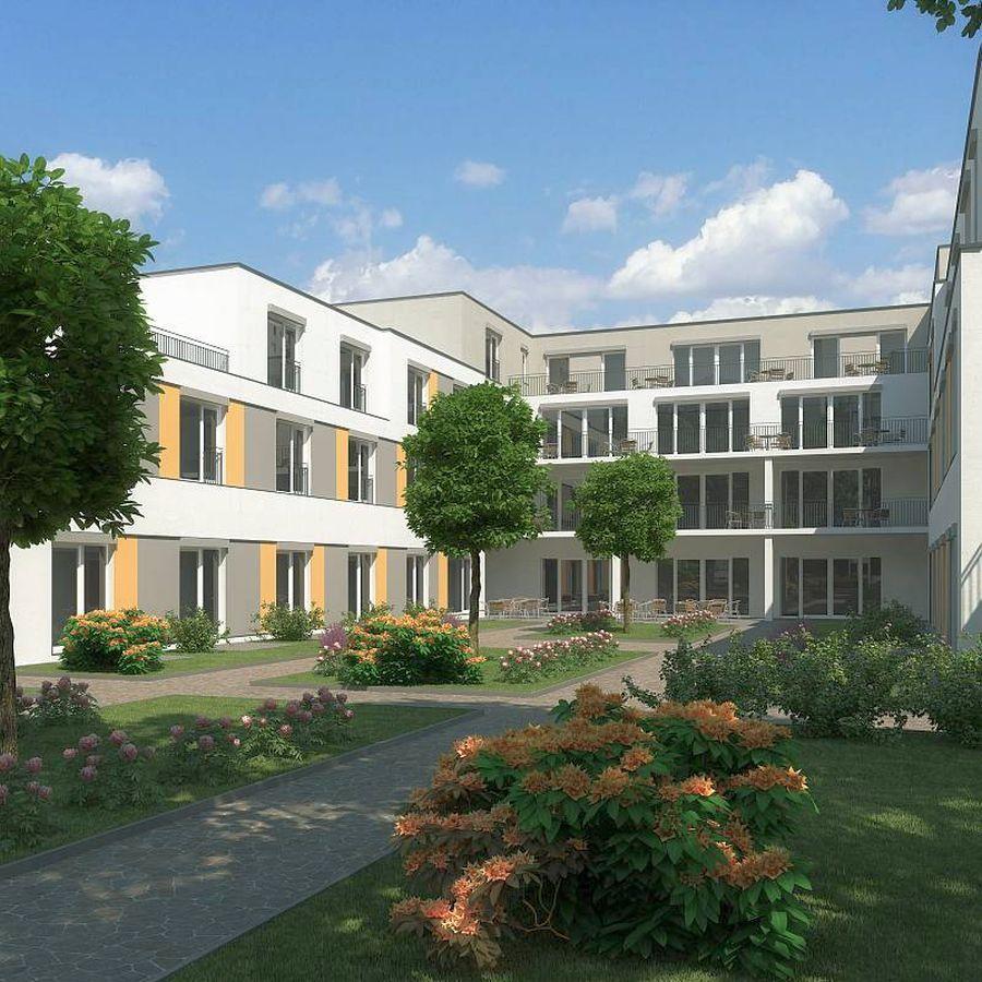 pflegeheim spreetalhof berlin pflegeimmobilie in berlin. Black Bedroom Furniture Sets. Home Design Ideas