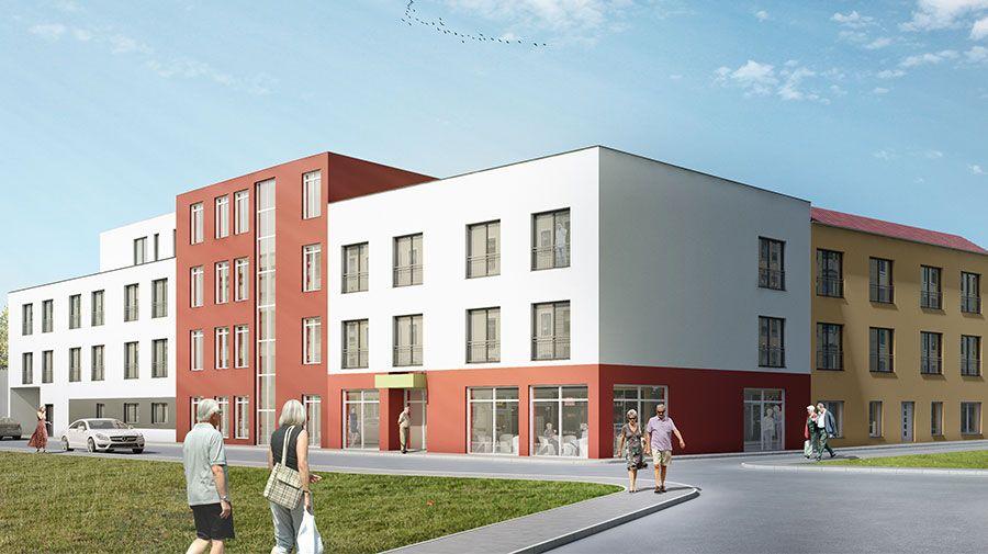 seniorenresidenz havelland brandenburg an der havel pflegeimmobilie in brandenburg. Black Bedroom Furniture Sets. Home Design Ideas